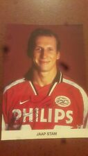 Jaap Stam PSV 1996-1997 met echte handtekening