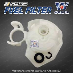 Wesfil Fuel Filter for Holden Berlina Calais VE Caprice WM WN Commodore VE V6