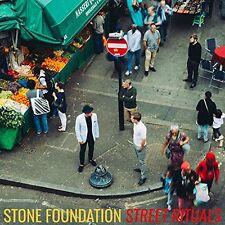 STONE FOUNDATION - STREET RITUALS - NEW VINYL LP