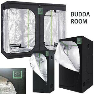 Grow Tent Premium Silver Mylar Hydroponics Budda Room 1.2 2.4 indoor kit All SIZ