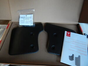 New Genuine Tesla Model 3 Mud Flaps front and rear