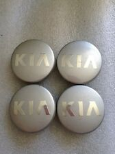 KIA WHEEL CENTER CAP HUB CAPS ONE SET OF 4 OEM 52960-3w200 52960-2T500  #3
