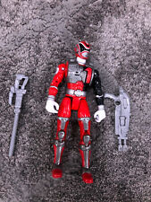 Power Rangers SPD Sound Patrol Red Ranger
