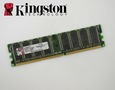 1gb Kingston DDR1 DIMM Memoria principal RAM PC2100 KVR266X64C25/1g