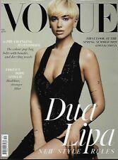 VOGUE UK mag-February 2021 Dua Lipa *Post included to UK/EU
