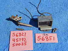 Wurlitzer 1500 1550 1500A 1550A Selector Coil /& Core Assembly # 57462-5 each
