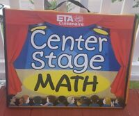 Large Lot of ETA Cuisenaire Math Manipulatives in Carry Pouch, Homeschool Lv 5++
