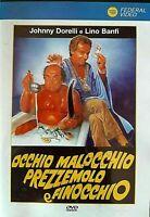 OCCHIO MALOCCHIO PREZZEMOLO E FINOCCHIO (1983) DVD EX NOLEGGIO FEDERAL VIDEO