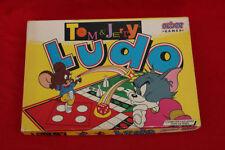 Ludo Cardboard Vintage Board & Traditional Games