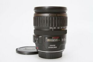 Canon EF 28-135mm f/3.5-5.6 IS USM - Black, Tested, Sharp, Clean, Very Nice Lens
