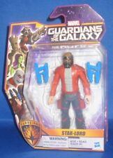 "MARVEL GUARDIANS OF THE GALAXY STAR-LORD COLLECTIBLE 6"" ACTION FIGURE, NEW"