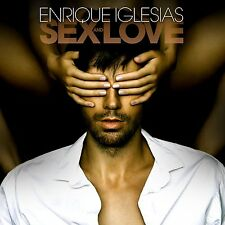 ENRIQUE IGLESIAS - SEX AND LOVE CD ALBUM