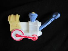 "FISHER PRICE Loving Family Dollhouse BABY RIDE ON TRAIN ENGINE TOY for 2.5"" DOLL"