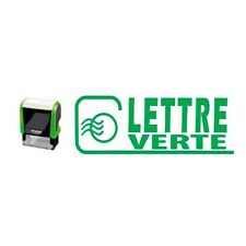 tampon  FORMULE COMMERCIALE  LETTRE VERTE  TRODAT PRINTY 4992.35