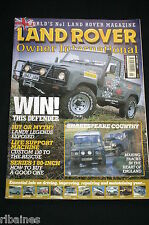 Land Rover Owner International May 2001, Series 1 80 Guide/130 Rescue/Wildcat