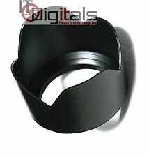 52mm Tele Flower Lens hood Shade Telephoto Screw-in New 52 mm