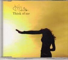 (DG480) Jo Hamilton, Think Of Me - 2010 DJ CD