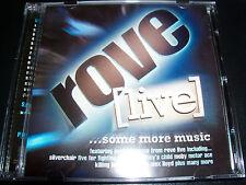 Rove Live Performances Soundtrack CD DVD Silverchair The Whitlams Killing Heidi