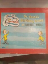 2016 Dr. Seuss Birthday Kit from Barnes and Noble