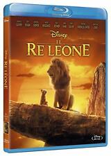 IL RE LEONE  LIVE ACTION  - BLU RAY  BLUE-RAY AVVENTURA