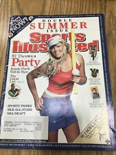 July 11, 2005 Jennie Finch Softball Where Are They? Sports Illustrated No Label