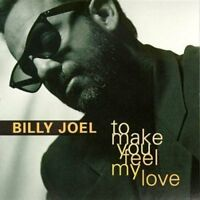 Billy Joel To make you feel my love (1997) [Maxi-CD]