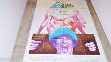 pasolini HISTOIRES SCELERATES  !  affiche cinema 1973
