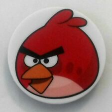 Expandable finger holder grip stand for cellphone tablet (Angry Bird)