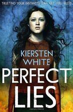 Juegos de mente mentiras perfecto (), White, Kiersten, Libro Nuevo