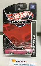 '65 Chevy Impala * PINK * Hot Wheels Garage Series Rare Find * Z50