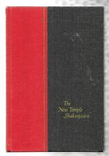 THE NEW TEMPLE SHAKESPEARE - A MIDSUMMER NIGHT'S DREAM (Hard Cover)   Eric Gill