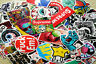 100Pcs Sticker Bomb Decal Vinyl Roll for Car Skate Skateboard Laptop Luggage Hot