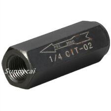 Hydraulic check valve 1/4