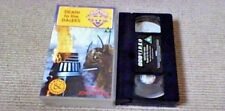 Doctor Who Death To The Daleks BBC UK PAL VHS VIDEO 1995 UNCUT Jon Pertwee