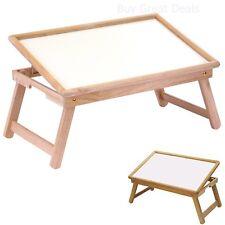 New Wood Adjustable Lap Breakfast Laptop Tray Desk Serving TV Home Bed Food
