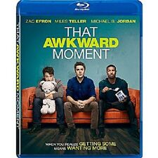 That Awkward Moment (Blu-ray Disc, 2014, Canadian)