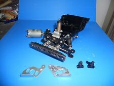 Tamiya Wild Willy M38 58035 vintage chassis parts and motor parts