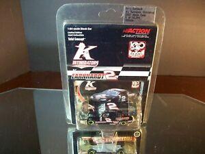 Kerry Earnhardt #2 Kannapolis Intimidators 2001 Chevrolet Monte Carlo ARCA 1:64