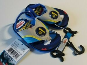 Thomas The Train & Friends Flip Flop Sandals - New w/Tags