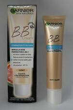 Garnier Skin Naturals BB Cream Oil Free Light BB Cream Hydrate UV Protection