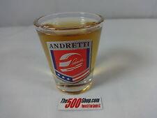 Andretti Autosport Collector Shot Glass Fernando Alonso Rossi Hunter-Reay Sato