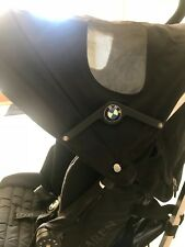 McLaren BMW Limited Series Stroller, Rain Cover & Travel Bag