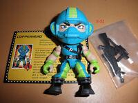 GIJOE gi joe ACTION VINYLS series COBRA driver COPPERHEAD  toy trooper FIGURE