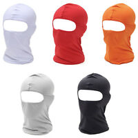 Motorcycle Fleece Balaclava  Eye Neck Cycling Ski Full Face Mask Cap Cover Head