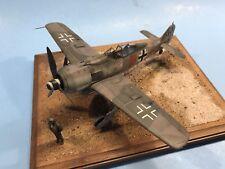 Built Model Aircraft 1/48 Focke Wulf Fw 190 A-8