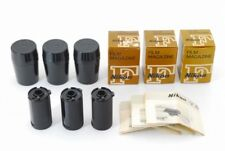 �Unused】Nikon F Film Magazine Metal Reloadable 3 Cassettes from Japan 420