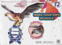 Crear Tu Propio 3D Águila Kit de Modelismo