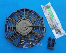 "12"" inch 12V Universal Electric Radiator RACING COOLING Fan + mounting kit"