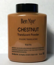 Ben Nye Chestnut Authentic Translucent Face Powder 3 oz