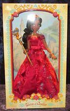 Disney Designer Limited Edition Elena Of Avalor Doll New!